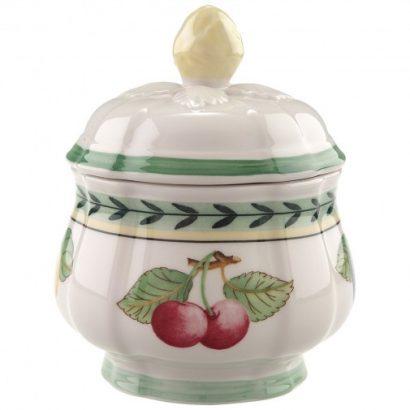 קלאסיקה אשר - villeroy-boch-French-Garden-Fleurence-Sugar-Bowl-6-3_4-oz-31
