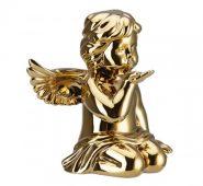 מלאך ROSENTHAL זהב- נשיקה