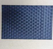 """פלסמט ארות בוקר קלוע 33X22 ס""""מ כחול"""