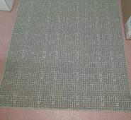 שטיחון מעוצב לבית – דגם עיגולים