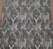 שטיחון מעוצב לבית – דגם קיסר אפור