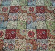 שטיחון מעוצב לבית – דגם מוזאיקה